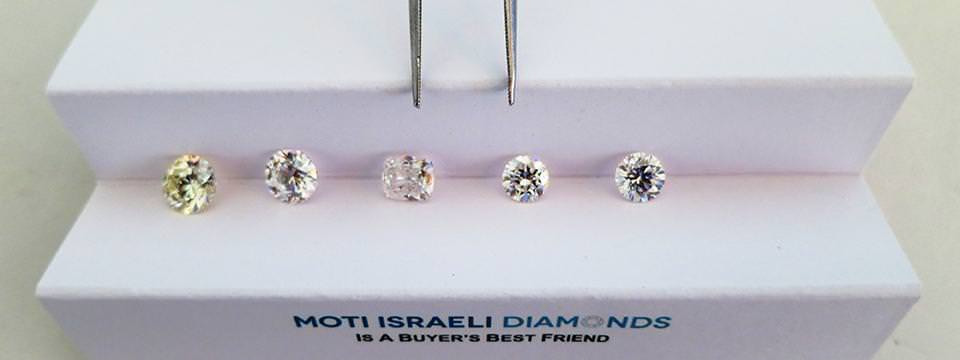 You can purchase diamonds at attractive prices from Moti Israeli Diamonds