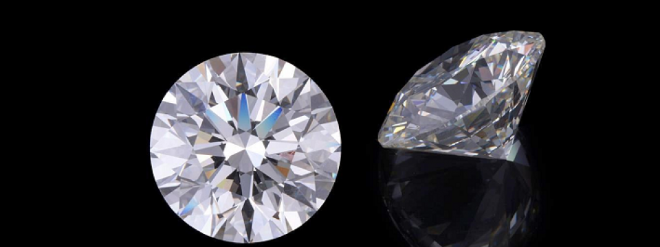 Round diamonds are the most popular diamonds used in jewelry